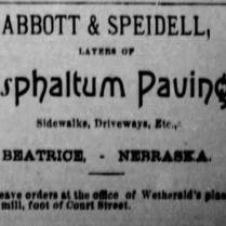 abbott speidell paving 1886