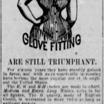 corset thomsons 1886