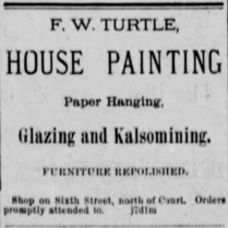 f turtle house painting 1886