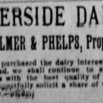 riverside dairy 1886