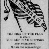 s f hummer 1886